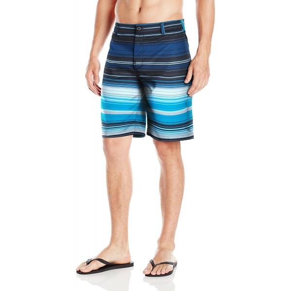 Dahui Hybrid Board Short Stripe