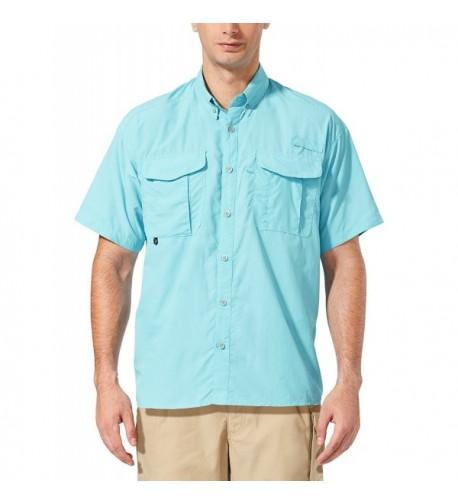Baleaf Outdoor Protection Short Sleeve Shirt
