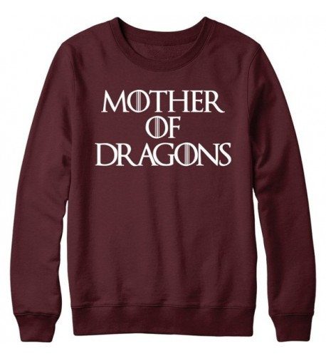 Mother Dragons Sweatshirt GOT Pullover