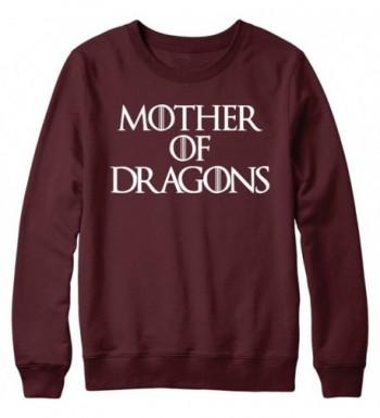 Mother Dragons Sweatshirt GOT Pullover