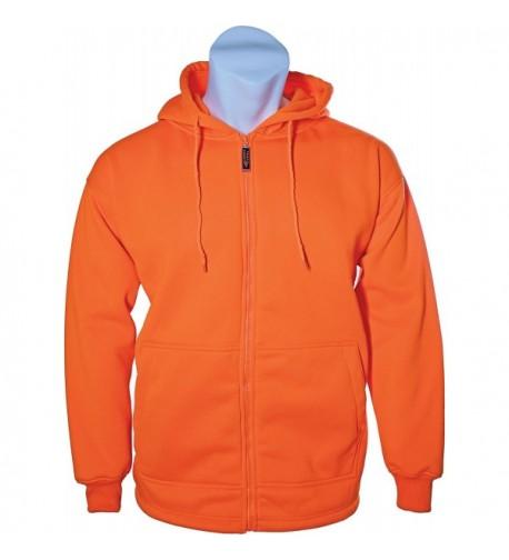 Double Fleece Blaze Orange 3X Large