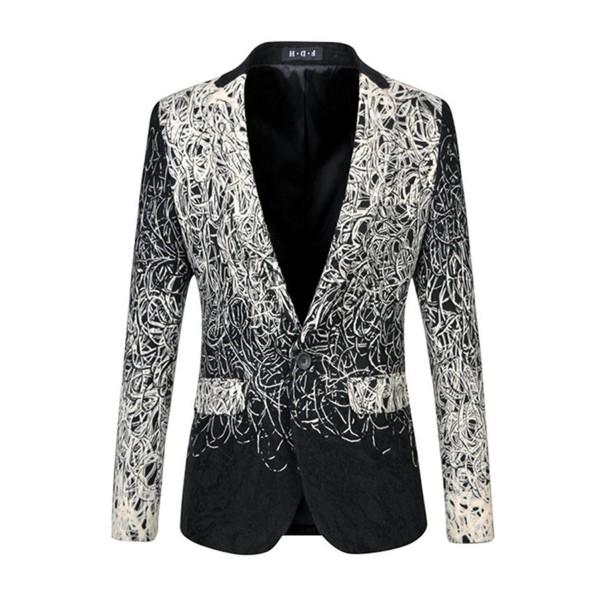 MOGU Button Blazer Jacket 42ag