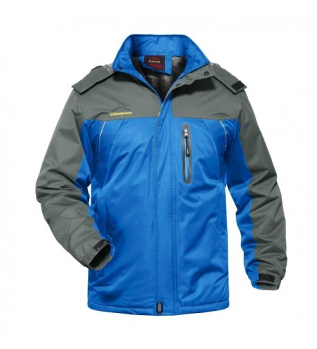 MAGCOMSEN Sportswear Waterproof Windproof Softshell