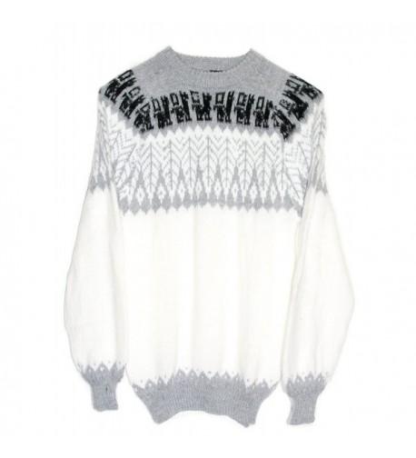 Gamboa Alpaca Sweater Unisex Medium
