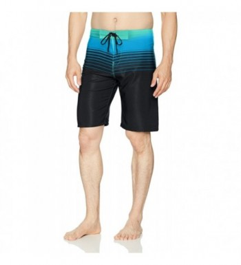 Burnside Ripped Dobby Stretch Boardshort