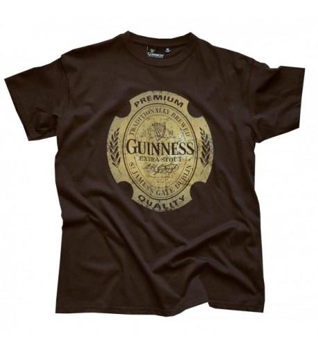 Guinness Chocolate Brown T Shrit XXLarge
