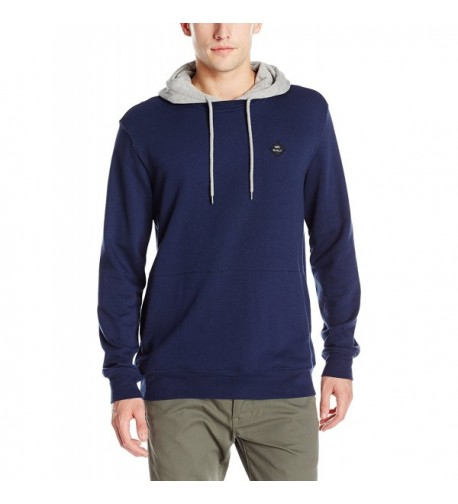 RVCA Double Pullover Sweatshirt Federal
