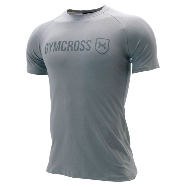 GYMCROSS Shortsleeve Shirt gc 040 Chacoal