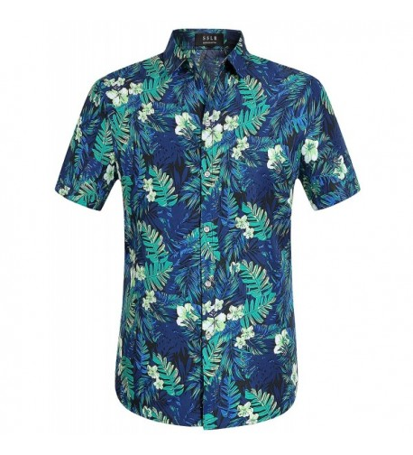 SSLR Jungle Prints Casual Hawaiian