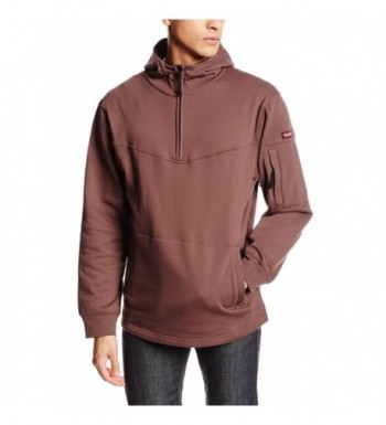 Purnell Signature Backpack Hoodie Brown