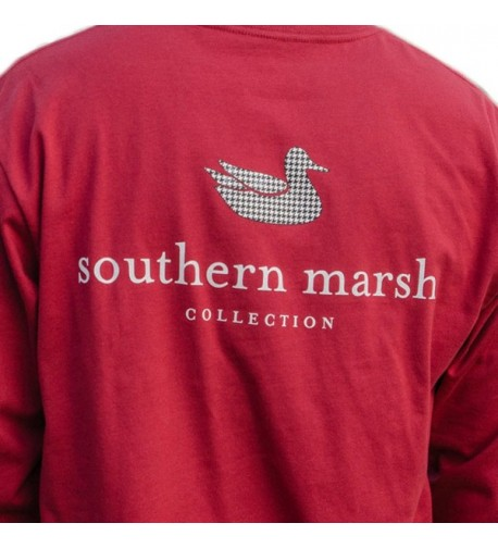 Southern Marsh Authentic Collegiate Crimson