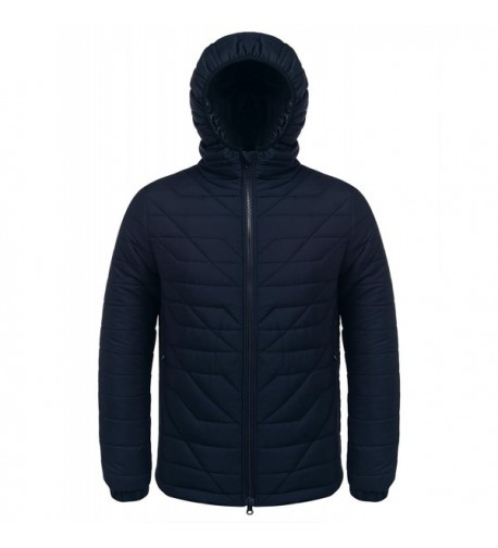 COOFANDY Packable Hooded Jacket Lightweight