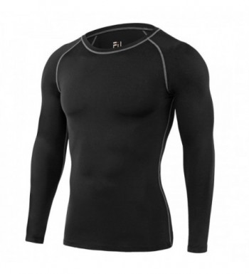 Witkey Compression Sleeve T Shirt Baselayer