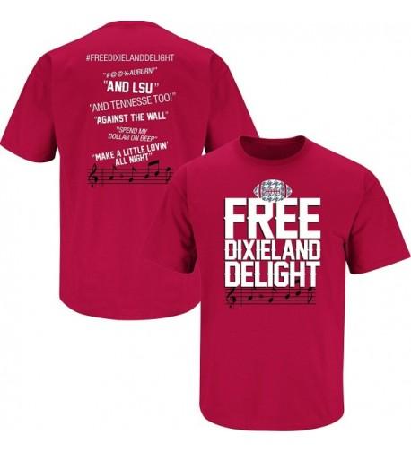 Alabama Football Dixieland Delight T Shirt