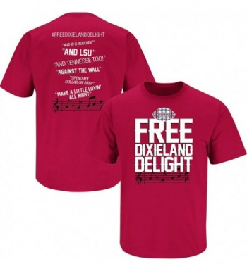 Alabama Football Dixieland Delight T Shirt