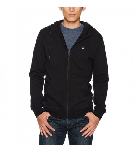 Volcom Single Stone Fleece Black