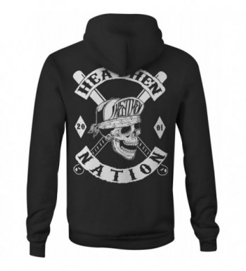 Heathen Nation Pullover Hoody 4X Large