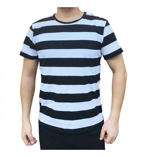 Ezsskj Crewneck Striped Outfits X Large