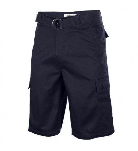 One Tough Brand Cotton Shorts Navy 32