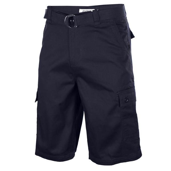 One Tough Brand Cotton Shorts Navy 32