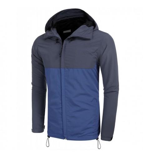 Misakia Lightweight Waterproof Outdoor Hooded