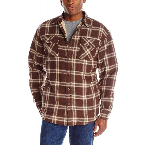 Wrangler Authentics Sleeve Sherpa Flannel