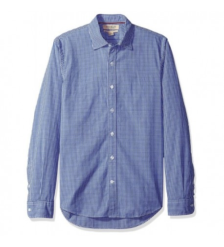 Franklin Tailored Regular Fit Long Sleeve Small Scale