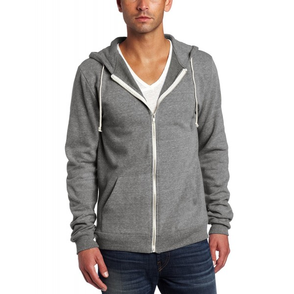 Threads Thought Triblend Hoodie Heather