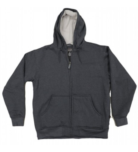 Carbon Hoodie Berber XX Large Charcoal