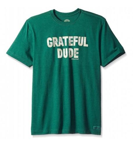 Life Crusher Grateful T Shirt XX Large