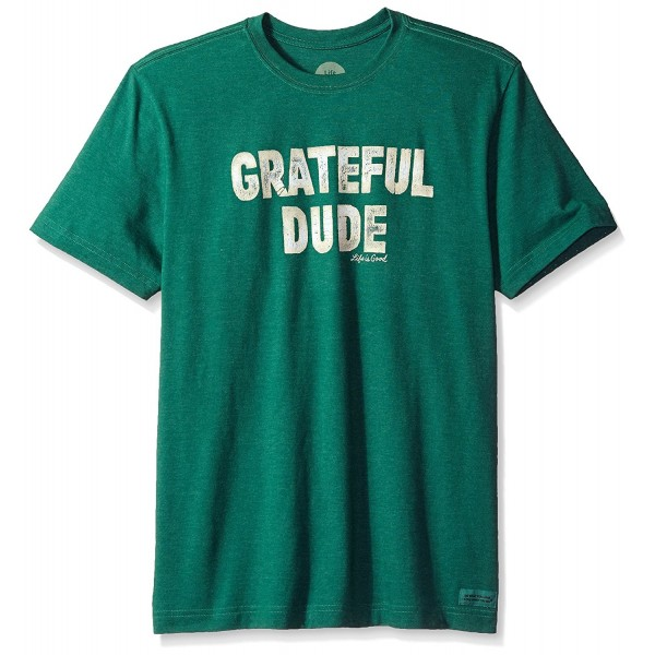 Life Crusher Grateful T Shirt XX Large