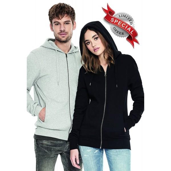 Hoodie Lightweight Organic Cotton Jacket
