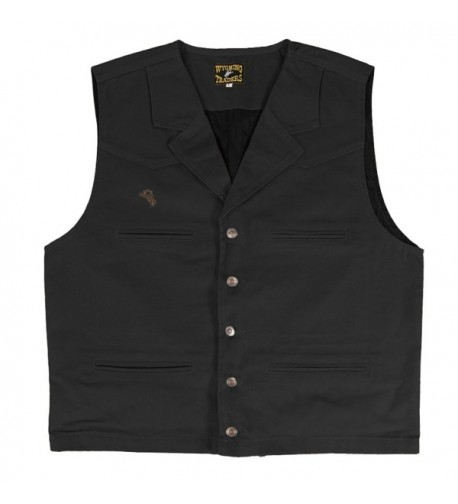 Wyoming Traders Bronco Canvas Black