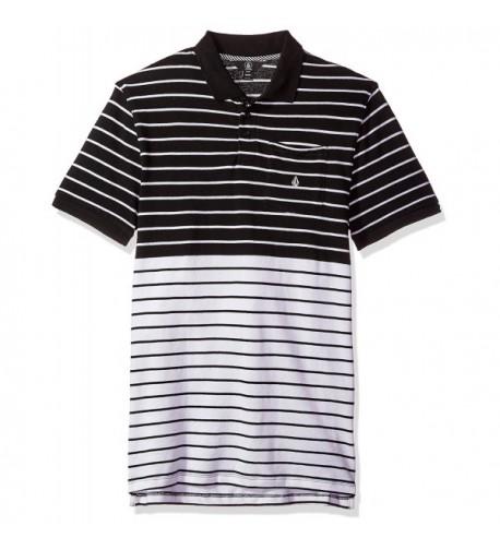 Volcom Mens Wowzer Shirt Black