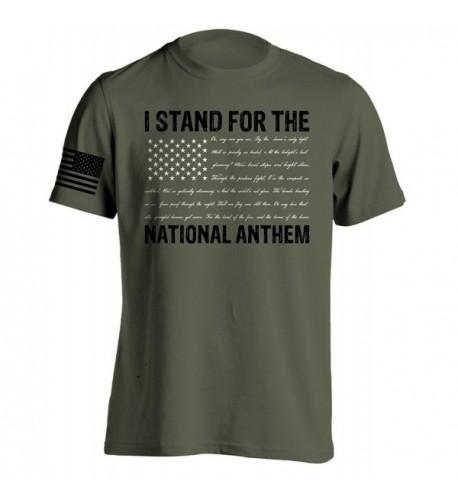 Bang Apparel National T Shirt Military