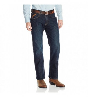 Ariat Rebar Straight Stretch Blackstone