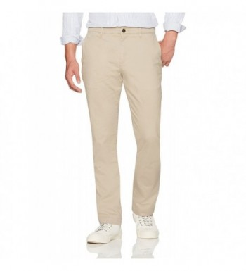 Goodthreads Straight Fit Washed Chino Khaki