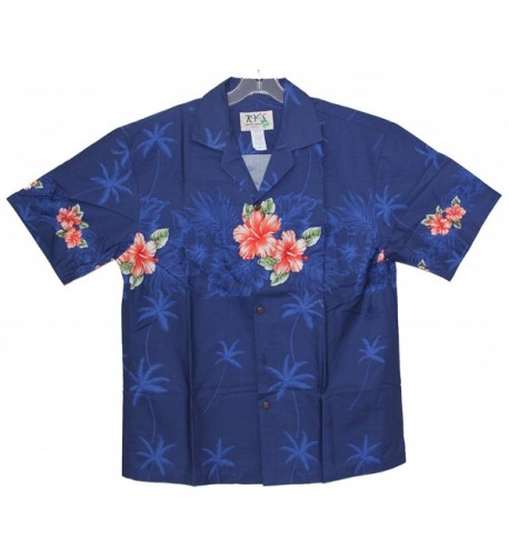 Hibiscus Beauty Hawaiian Aloha Shirt
