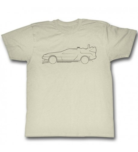Back Future T Shirt Medium Vintage