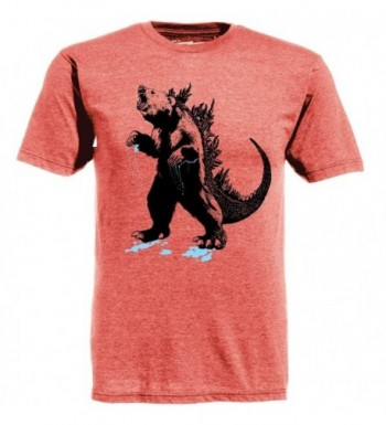 Ames Bros Impossible T shirt Salmon