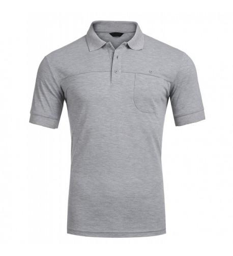 Gotchicon Mens Short Sleeve Cotton Shirt