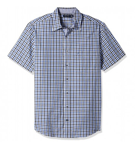 Nautica Short Sleeve Button French