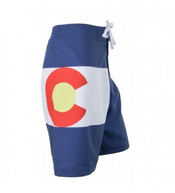Discount Men's Swim Board Shorts Clearance Sale