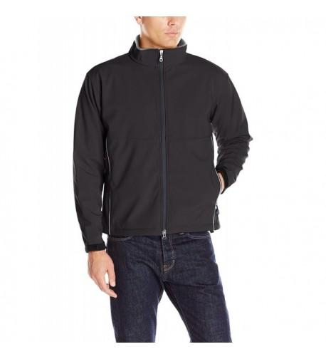 Clique Softshell Full Zip Jacket Medium