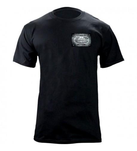 Combat Action Diamond Military T shirt
