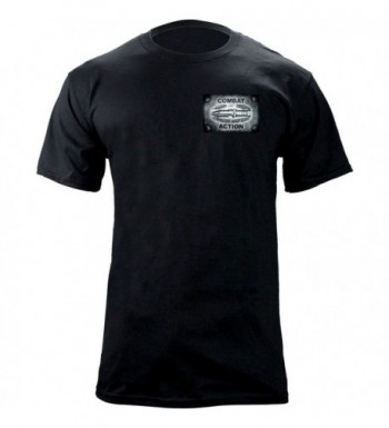 Combat Action Diamond Military T shirt