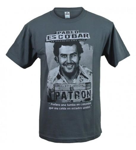 ShirtBANC Pablo Escobar Patron Cocaine