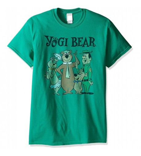 Yogi Bear T Shirt Kelly Large