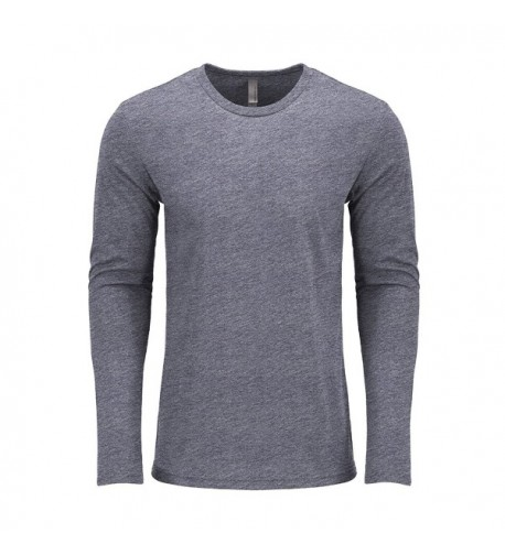 Next Level Rib Knit Tri Blend Long Sleeve