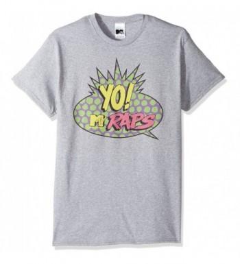 MTV Mens Raps T Shirt Sport